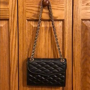 Black mini quilted Rebecca Minkoff